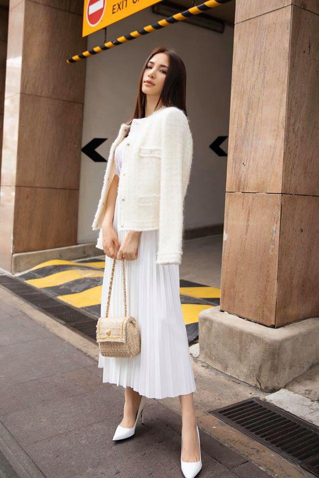 Hòa Minzy với 1 chiếc váy nhưng 2 số phận: Khi thì sang chảnh, cao ráo lúc lại vừa dừ vừa dìm dáng-2