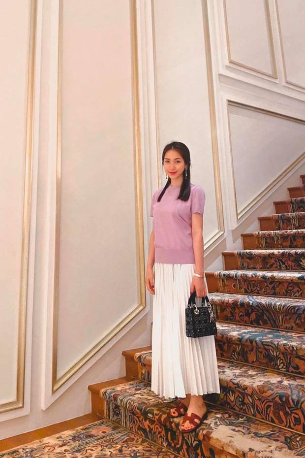 Hòa Minzy với 1 chiếc váy nhưng 2 số phận: Khi thì sang chảnh, cao ráo lúc lại vừa dừ vừa dìm dáng-4