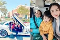 8X Bắc Ninh sang Mỹ lấy con tỷ phú Hoàng Kiều, kể phép tắc nuôi con trong nhà 750 tỷ