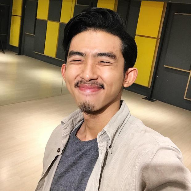 Trai đẹp lộ diện ở tập 5 Rap Việt: Từng đóng nam chính phim điện ảnh, cạo râu cái trông khác hẳn!-4