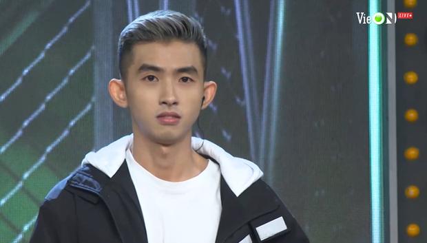 Trai đẹp lộ diện ở tập 5 Rap Việt: Từng đóng nam chính phim điện ảnh, cạo râu cái trông khác hẳn!-1