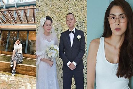 3 người đẹp miền Tây lấy chồng giàu bỏ showbiz: Ở biệt thự