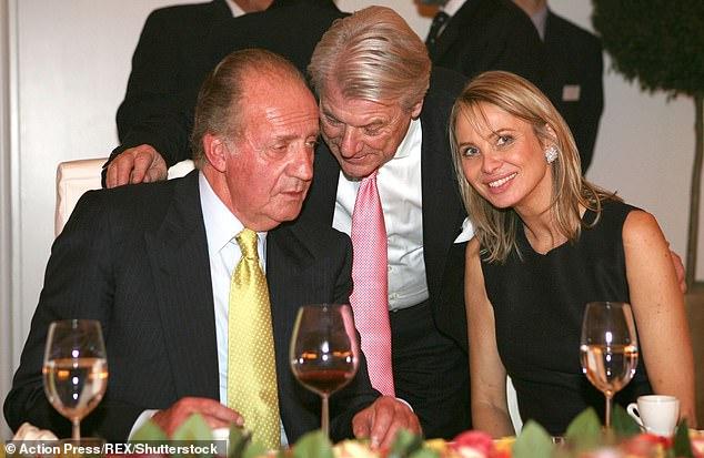 Bê bối hoàng gia Tây Ban Nha: Vua tặng nhân tình hơn 1.700 tỷ đồng nhưng sau 2 năm lại đòi quà và cuộc đấu tố chưa có hồi kết-2