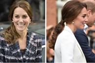 Đúng là đẳng cấp của 'Nữ Hoàng tương lai', Công nương Kate chỉ mỗi chuyện buộc tóc đuôi ngựa cũng khiến dân tình phải bất ngờ
