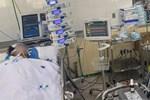 Người đàn ông bị rắn hổ mang cắn bất ngờ nhập viện điều trị lần 2-4