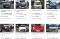 Có dễ mua loạt ô tô do ngân hàng thanh lý dưới 200 triệu đồng/chiếc?