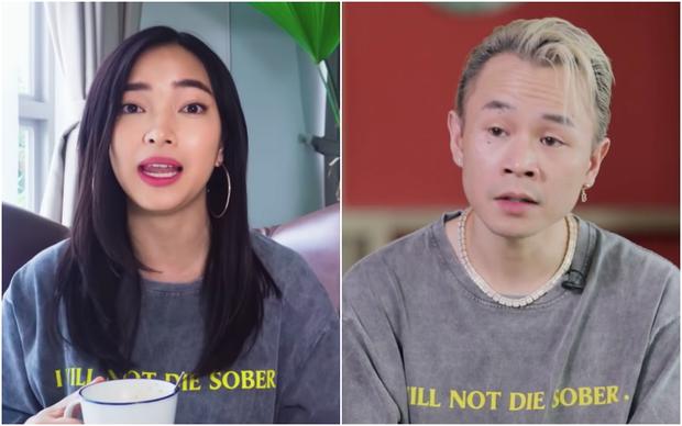 Buổi họp mặt cực hot của dàn sao Rap Việt: Karik lần đầu lộ diện sau tin hẹn hò, thái độ y hệt chàng trai đang yêu Binz-3
