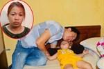 Mẹ mìn bắt cóc bé trai ở Bắc Ninh bị tuyên phạt 5 năm tù giam-12