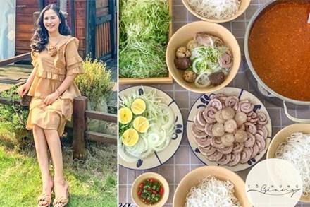 Hotmom Hà Nội mách cách nấu bún bò Huế đầy thịt vừa ngon lại rẻ gấp đôi ngoài hàng