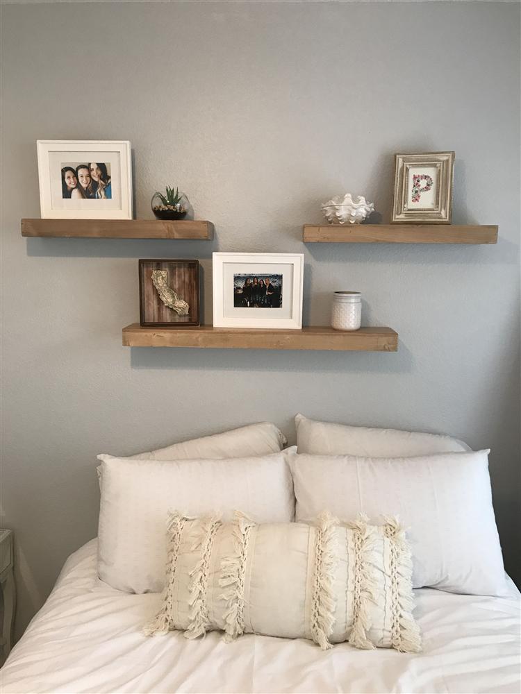 Mách bạn 10 cách trang trí giúp phòng ngủ nhỏ cỡ nào cũng xinh long lanh-1