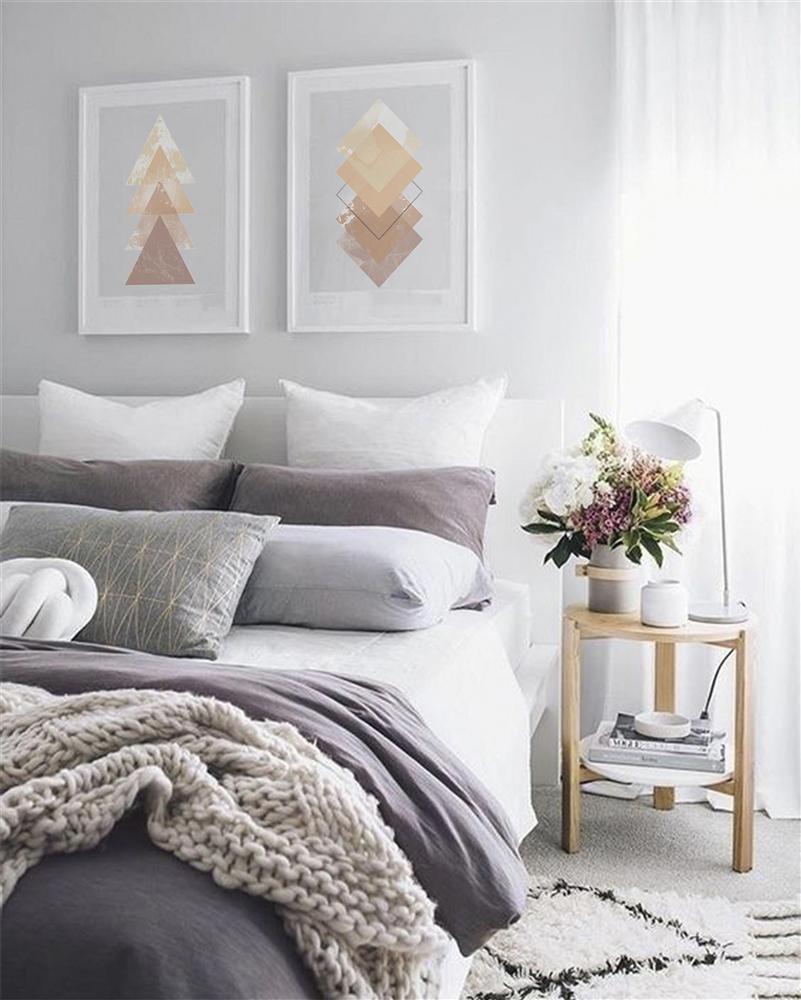 Mách bạn 10 cách trang trí giúp phòng ngủ nhỏ cỡ nào cũng xinh long lanh-2