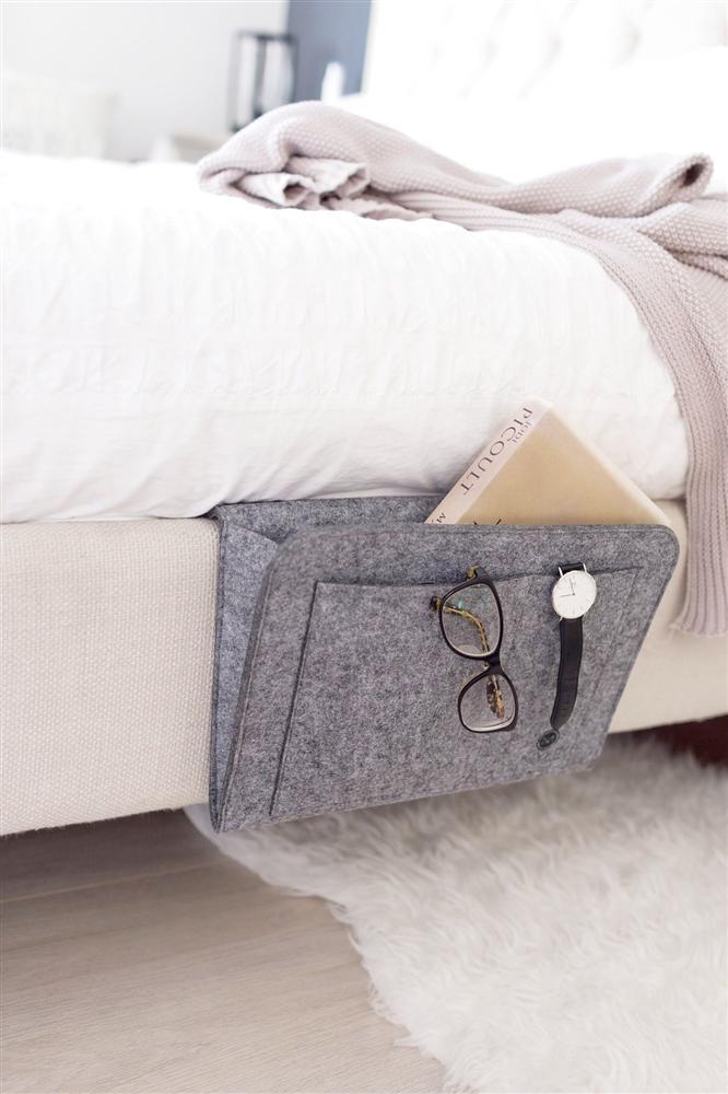 Mách bạn 10 cách trang trí giúp phòng ngủ nhỏ cỡ nào cũng xinh long lanh-3