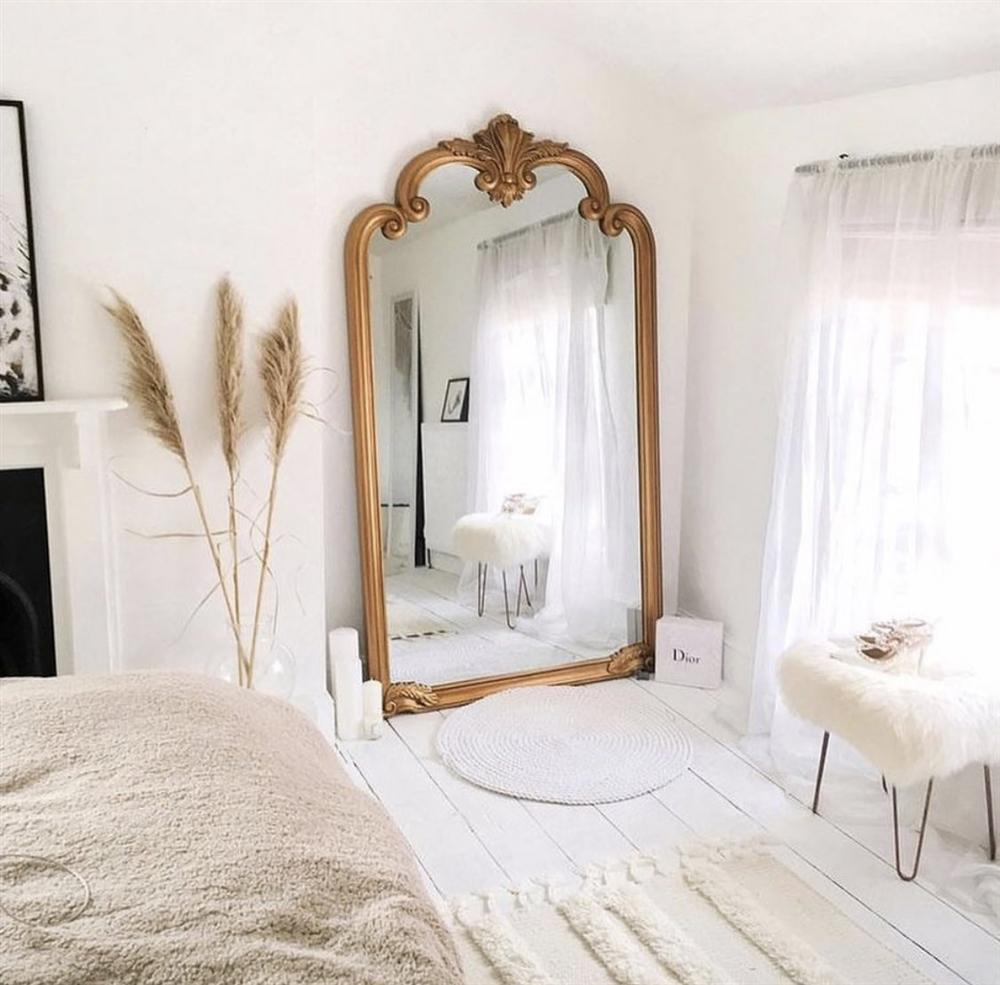 Mách bạn 10 cách trang trí giúp phòng ngủ nhỏ cỡ nào cũng xinh long lanh-5