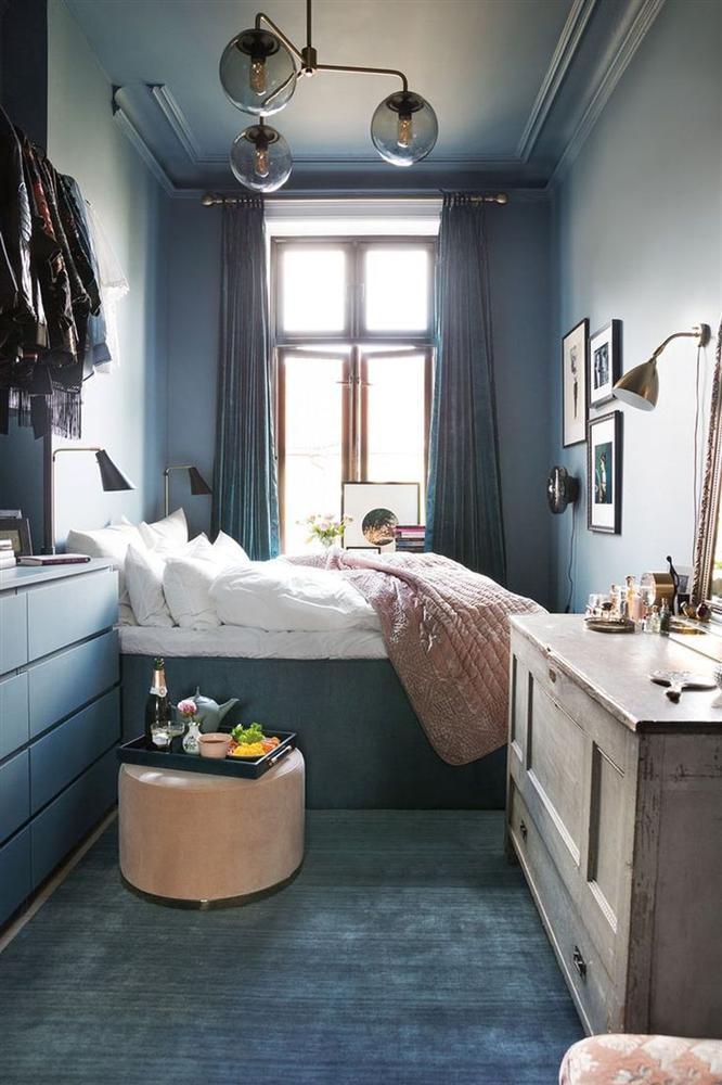 Mách bạn 10 cách trang trí giúp phòng ngủ nhỏ cỡ nào cũng xinh long lanh-6