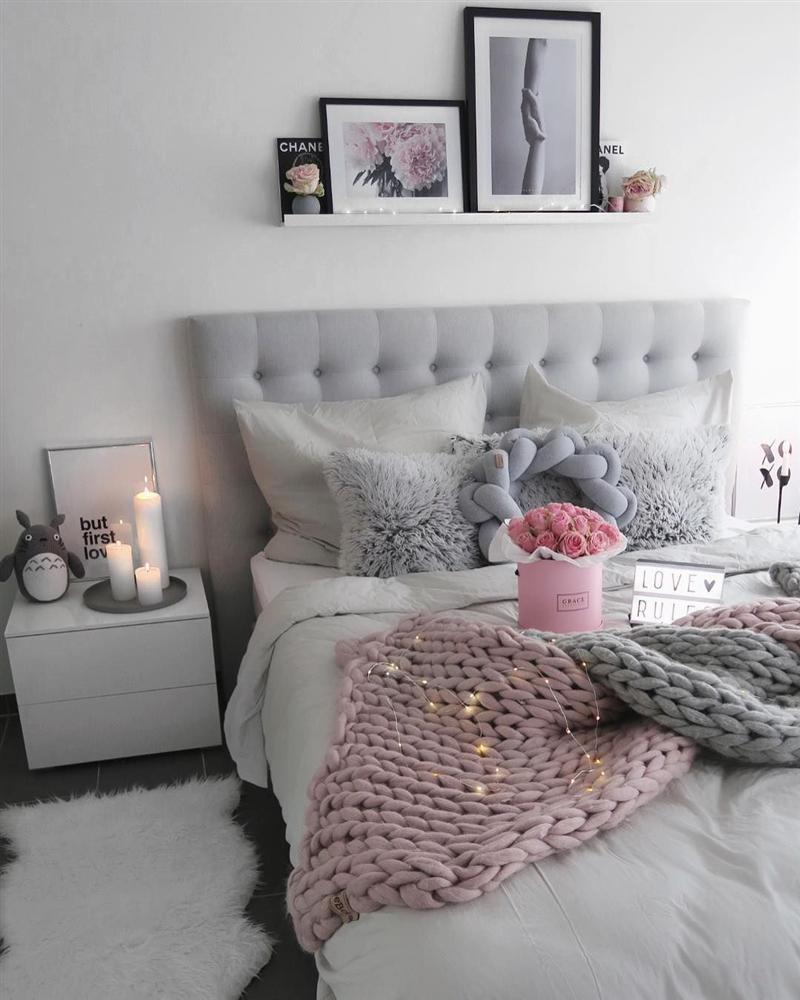 Mách bạn 10 cách trang trí giúp phòng ngủ nhỏ cỡ nào cũng xinh long lanh-8