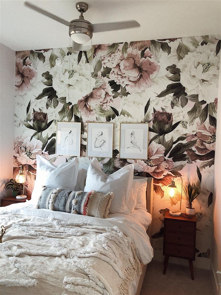 Mách bạn 10 cách trang trí giúp phòng ngủ nhỏ cỡ nào cũng xinh long lanh-10