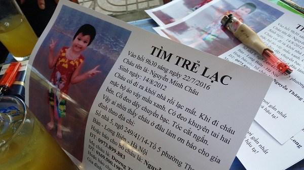 """Bố 4 năm tìm con gái mất tích bí ẩn ở Hà Nội: May mắn cứ ngoảnh mặt với tôi""""-2"""