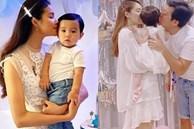 Hài hước chuyện có bầu của hai mỹ nhân Việt đình đám: Lúc bị đồn thì gay gắt chối đây đẩy, ở ẩn chán chê rồi lại tự công bố đã sinh con