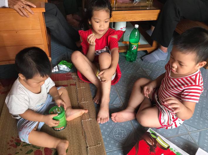 Vụ chồng tưới xăng đốt vợ để lại 3 con nhỏ bơ vơ ở Thái Bình: Nỗi đau tột cùng của người mẹ, người bà-3