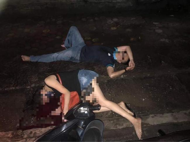 Thái Nguyên: Đối tượng lạ mặt dùng súng bắn gục đôi nam nữ ngay giữa đường phố, cô gái tử vong tại chỗ-2