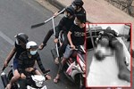 Mẹ thiếu niên bị chém ở Tây Ninh: Thấy bị chặn đường, Đ. quay đầu chạy thì bị đuổi theo chém rơi chân xuống-4