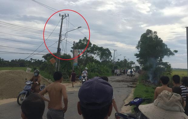 Nhân chứng vụ nổ kinh hoàng ở Quảng Nam: Nạn nhân bị hất bay qua bên kia đường-1