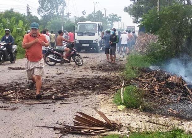 Nhân chứng vụ nổ kinh hoàng ở Quảng Nam: Nạn nhân bị hất bay qua bên kia đường-4