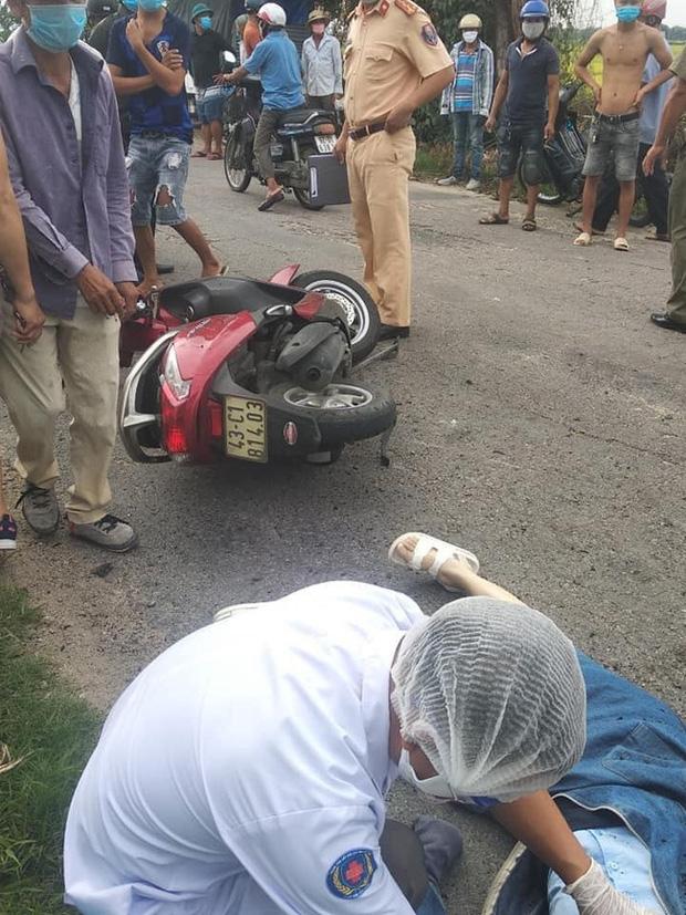 Nhân chứng vụ nổ kinh hoàng ở Quảng Nam: Nạn nhân bị hất bay qua bên kia đường-5