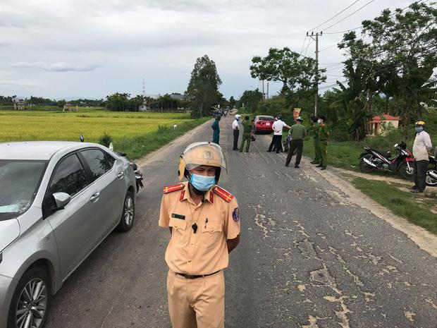 Nhân chứng vụ nổ kinh hoàng ở Quảng Nam: Nạn nhân bị hất bay qua bên kia đường-6