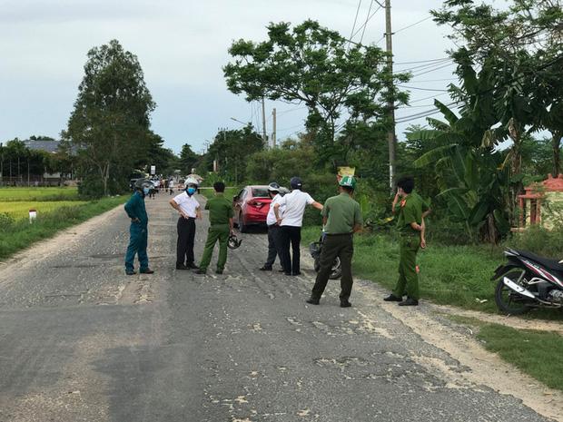 Nhân chứng vụ nổ kinh hoàng ở Quảng Nam: Nạn nhân bị hất bay qua bên kia đường-7