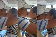 'Khóa môi' nhân tình khi đang lái xe trên cao tốc, anh tài xế gây bức xúc khi hành xử không suy nghĩ trước sự ngỡ ngàng của hành khách ngồi sau