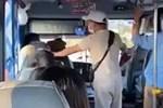 Thanh tra xe buýt chửi, dọa cắt cổ hành khách: Sở GTVT Bắc Ninh chỉ đạo làm rõ-2