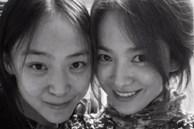 Lâu lâu mới xuất hiện, nhưng sao nhan sắc của Song Hye Kyo lại tiều tụy hơn thế này