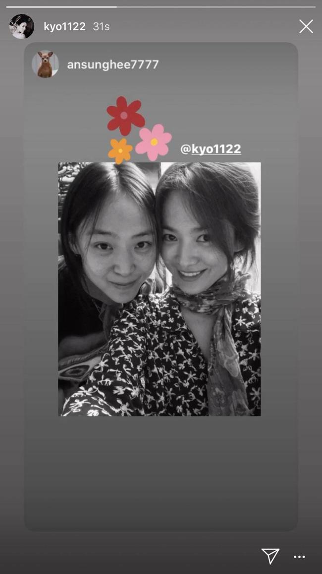 Lâu lâu mới xuất hiện, nhưng sao nhan sắc của Song Hye Kyo lại tiều tụy hơn thế này-1