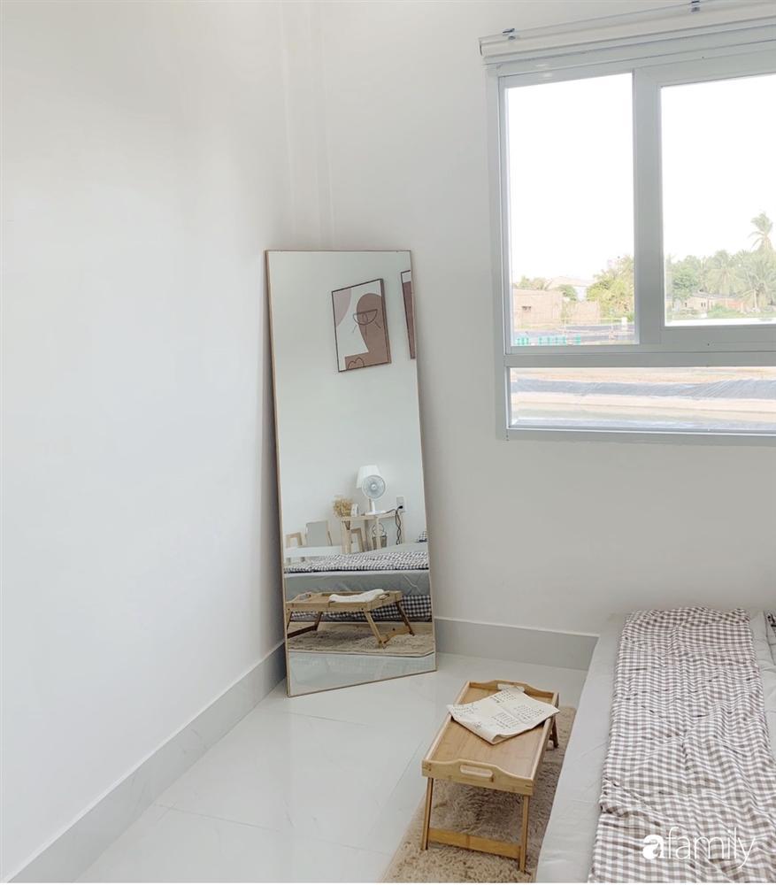 Ngôi nhà màu trắng đẹp như trong phim với tổng chi phí hoàn thiện 600 triệu đồng của cô gái Bến Tre dành tặng ba mẹ-17