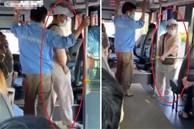 Thanh tra xe buýt chửi, dọa cắt cổ hành khách: Sở GTVT Bắc Ninh chỉ đạo làm rõ