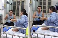 Người đàn ông Bắc Giang lặng lẽ hiến máu giúp bệnh nhân 'xa lạ' mắc trọng bệnh: 'Thêm chút của cháu là mai bố em ấy được mổ'