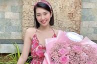 Mới nói 'em yêu anh' với Trương Thế Vinh chưa bao lâu, Thúy Ngân đã đăng ảnh kỷ niệm ngày yêu cùng ai thế này?