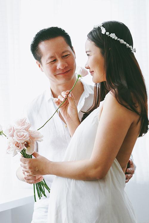 Phan Như Thảo nói về chồng đại gia: Mỗi lần cãi nhau, tôi tuyệt thực, chồng sợ lắm-4