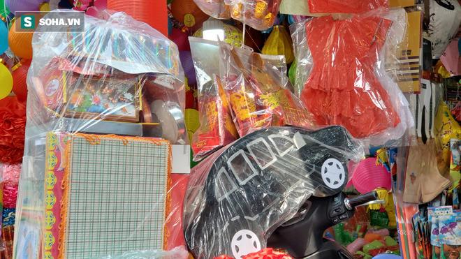 Cảnh tượng chưa từng thấy ở chợ cõi âm nổi tiếng Hà Nội-5