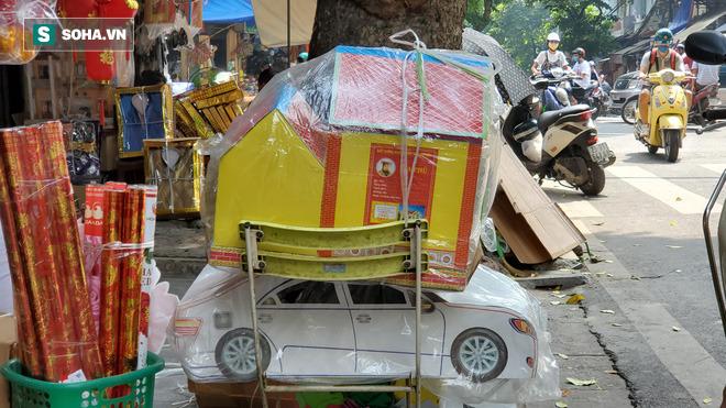 Cảnh tượng chưa từng thấy ở chợ cõi âm nổi tiếng Hà Nội-6