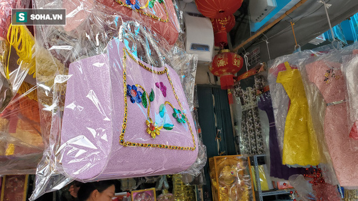 Cảnh tượng chưa từng thấy ở chợ cõi âm nổi tiếng Hà Nội-8