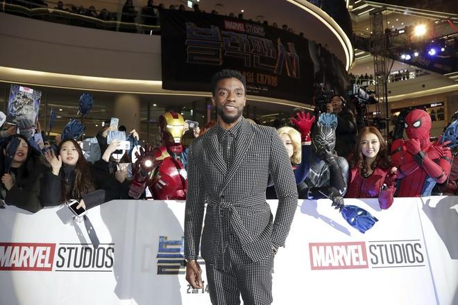 Tài tử Chadwick Boseman (Black Panther) qua đời sau 4 năm chiến đấu thầm lặng với căn bệnh ung thư-2