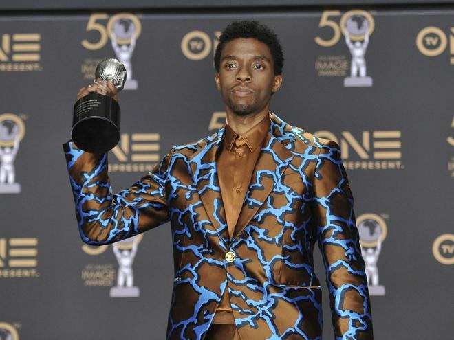 Tài tử Chadwick Boseman (Black Panther) qua đời sau 4 năm chiến đấu thầm lặng với căn bệnh ung thư-1
