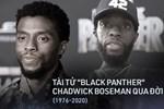 Bài đăng cuối cùng của Black Panther Chadwick Boseman: Giây phút cuối vẫn rạng rỡ nụ cười lạc quan đến đau xót-3