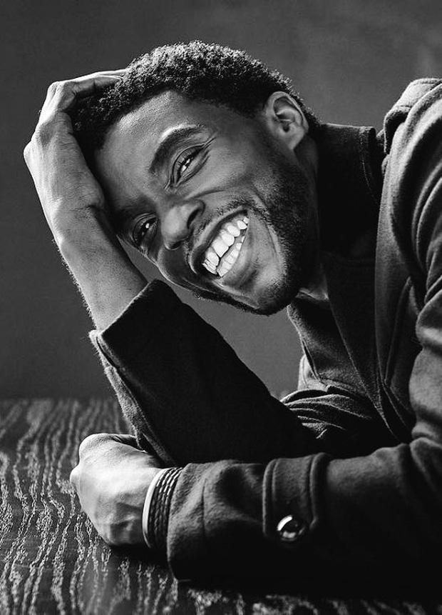 Bài đăng cuối cùng của Black Panther Chadwick Boseman: Giây phút cuối vẫn rạng rỡ nụ cười lạc quan đến đau xót-1