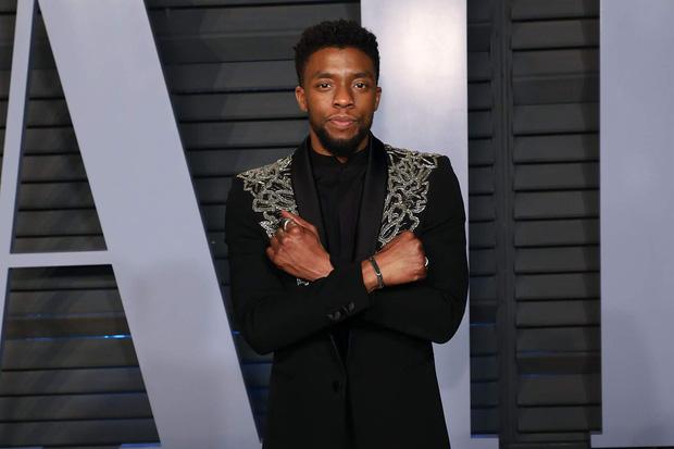 Bài đăng cuối cùng của Black Panther Chadwick Boseman: Giây phút cuối vẫn rạng rỡ nụ cười lạc quan đến đau xót-2