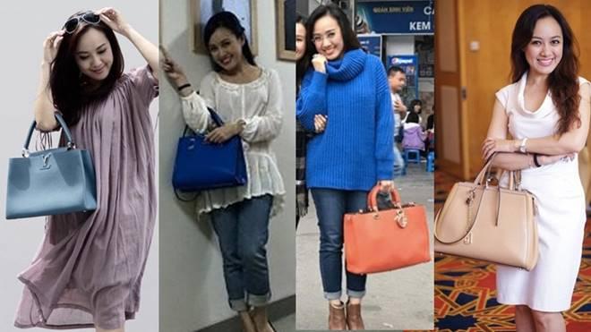 Soi gout ăn mặc của các BTV VTV: người mê sắm hàng hiệu, người quanh năm chỉ diện áo dài-20