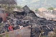 Tìm thấy thi thể nạn nhân trong vụ cháy lớn tại Sa Pa