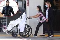 Sốc với hình ảnh tài tử 'Black Panther' gầy gò nhập viện 2 tháng trước khi qua đời